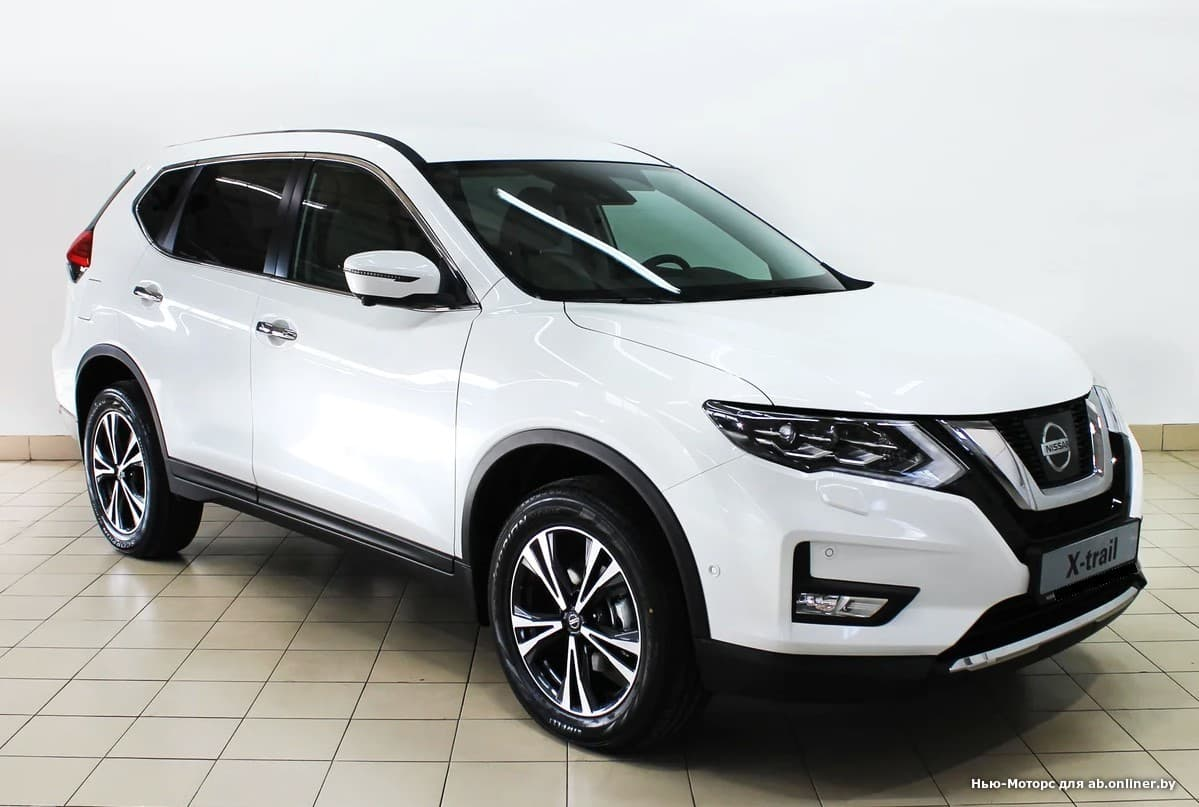 Nissan X-Trail LE+ 2,0 л. 144 л.с. 4WD
