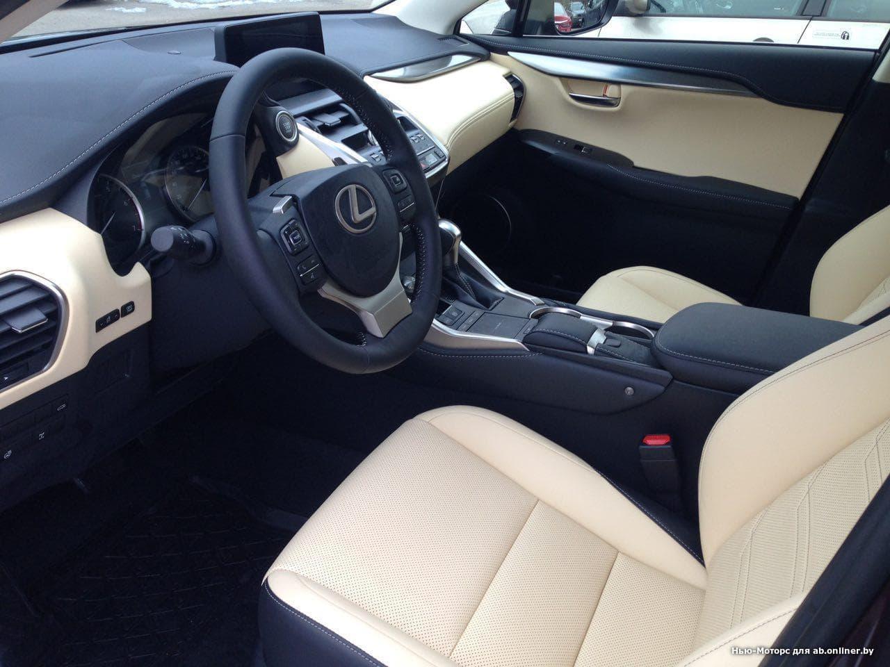 Lexus NX 300 AWD Exclusive2Safety