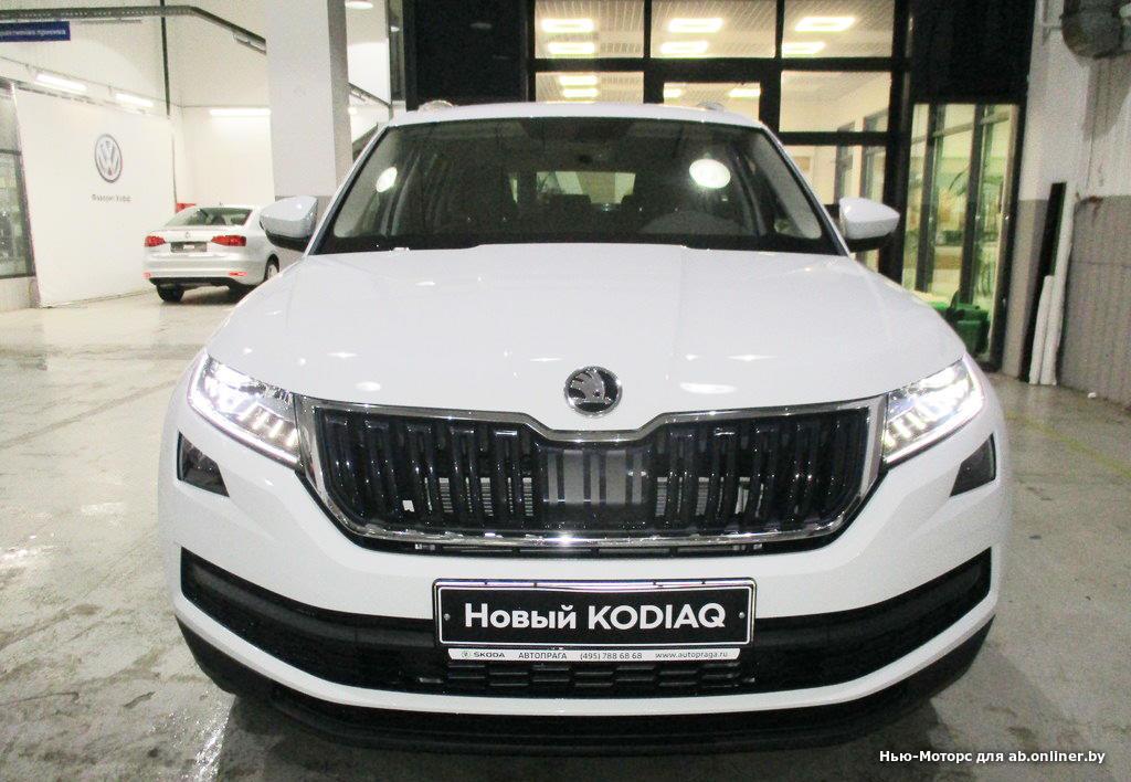 Skoda Kodiaq Style Plus