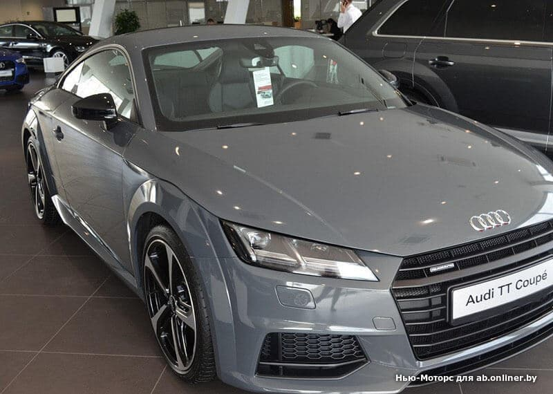 Audi TT Coupe 6MT