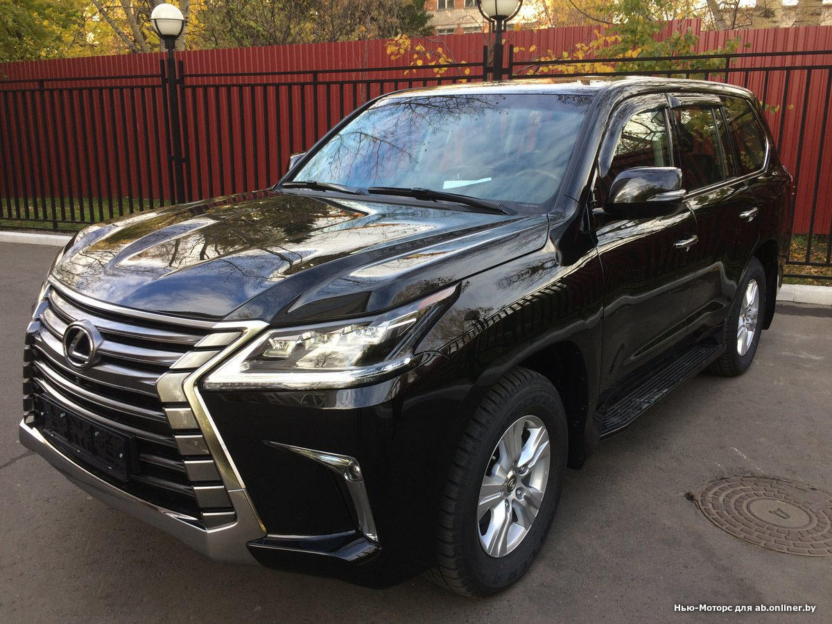 Lexus LX 450d Executive