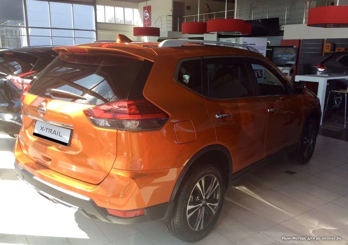 Nissan X-Trail SE Top 2,0 л. 144 л.с. 4WD