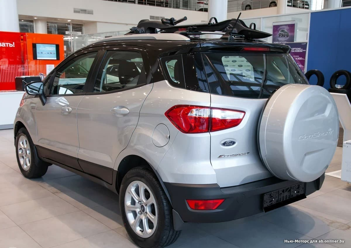 Ford EcoSport TREND PLUS 1.5 л 5МКП