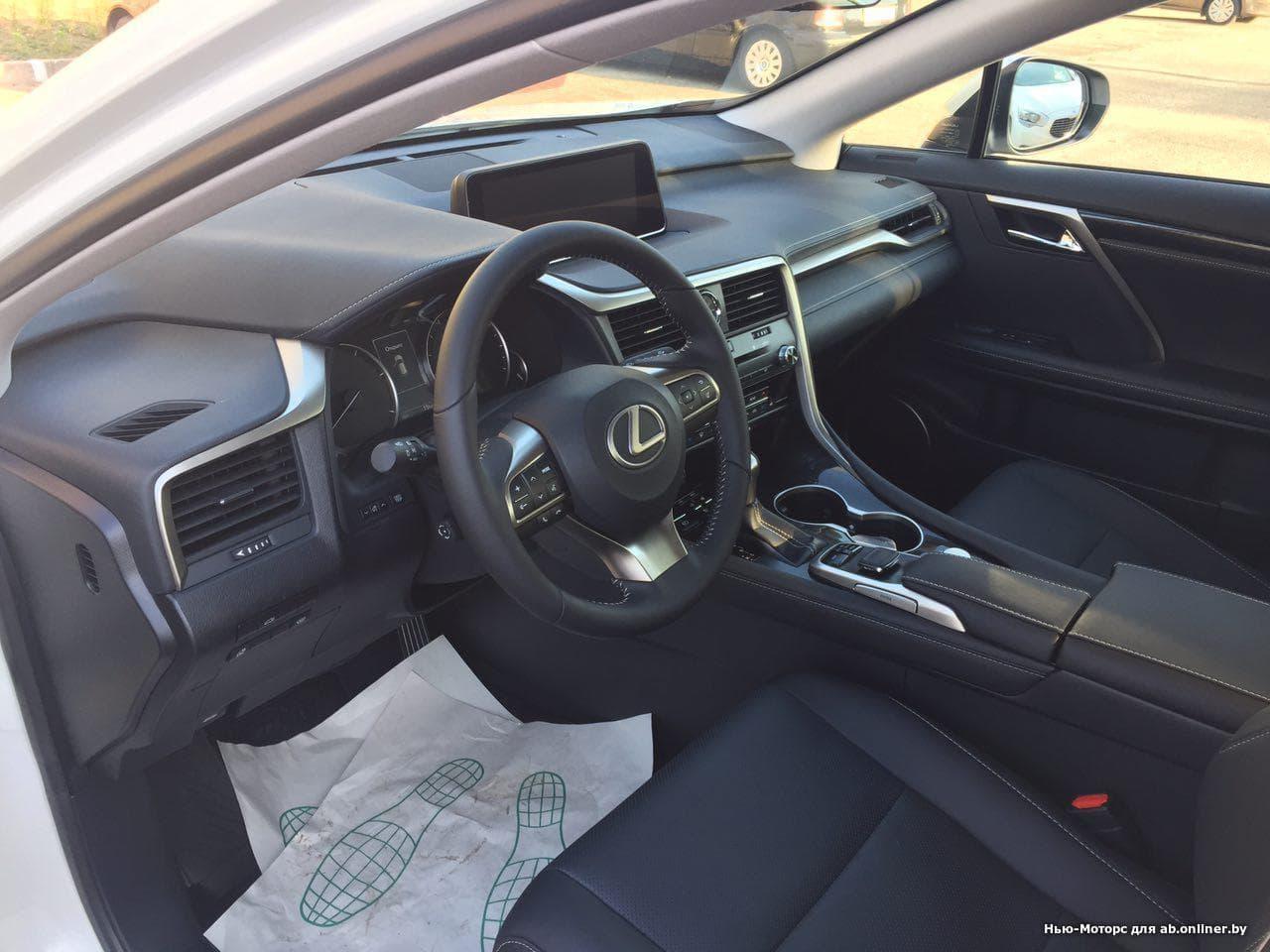 Lexus RX 350l AWD Premium