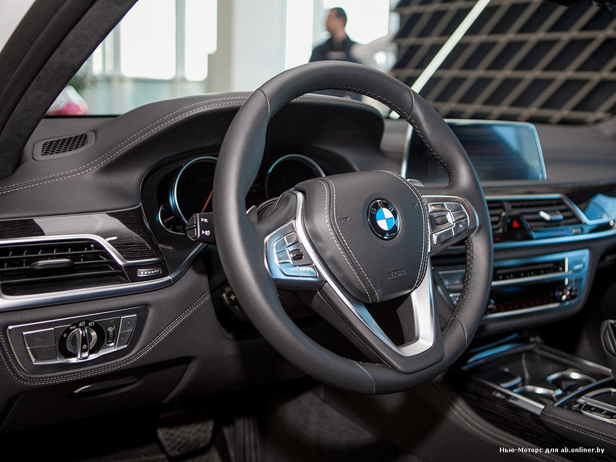 BMW 740 Li xDrive