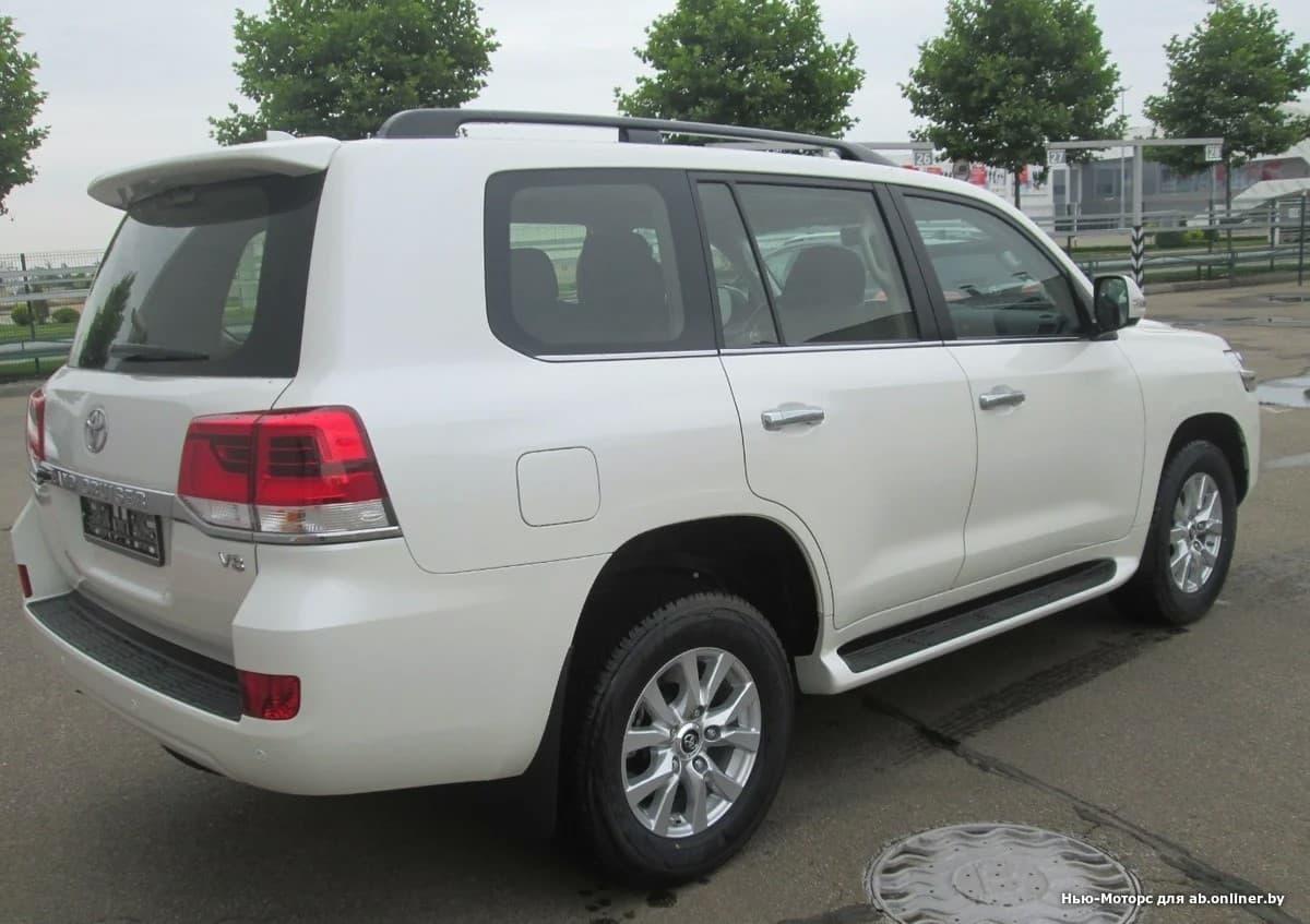 Toyota Land Cruiser 200 Executive