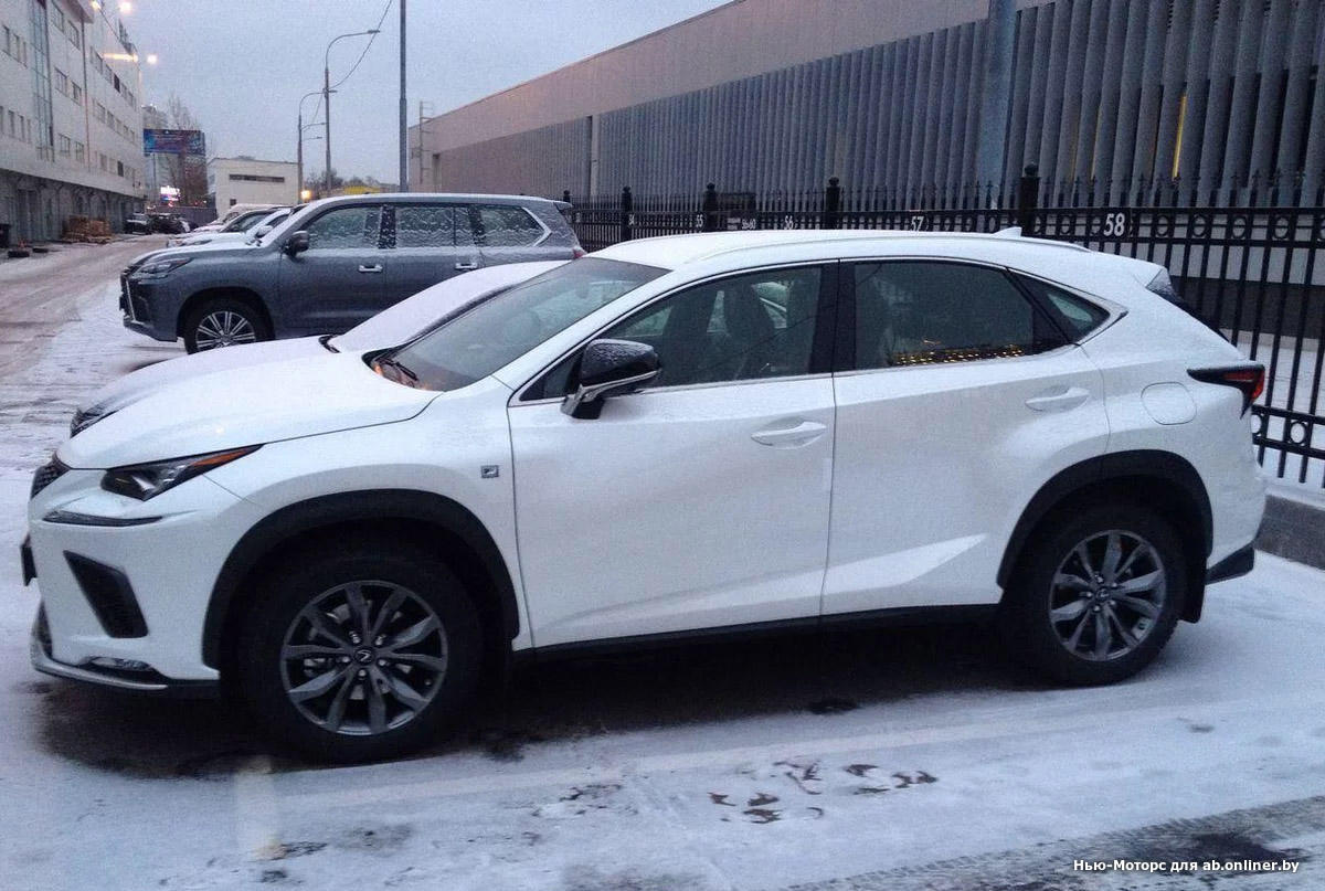 Lexus NX 300 AWD F Sport Luxury