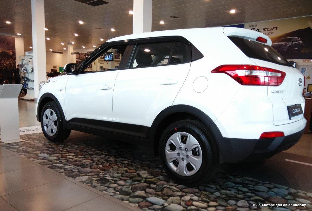 Hyundai Creta Active
