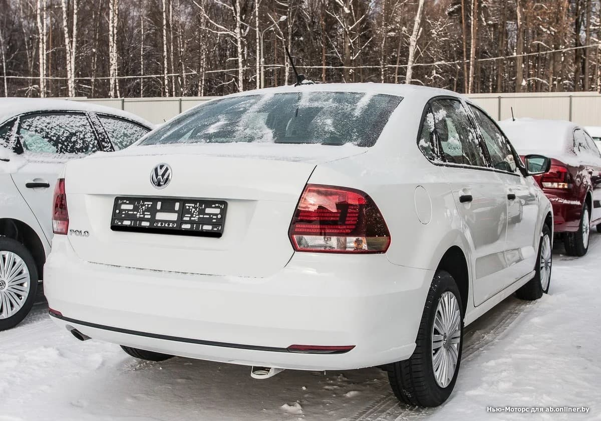 Volkswagen Polo CONNECT 1.4 125 6-МКП