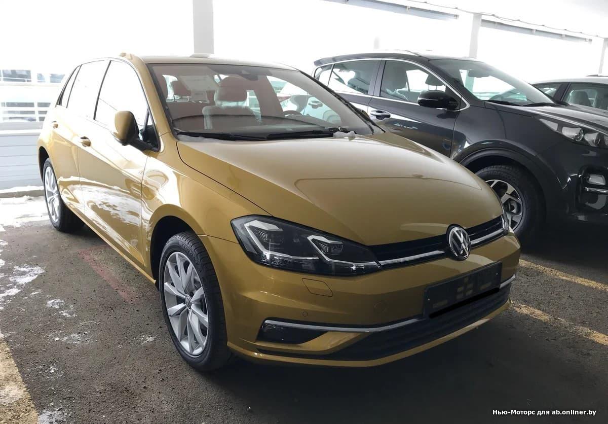 Volkswagen Golf Highline 1.4TSI 125 7-DSG