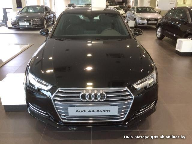 Audi A4 Avant Design