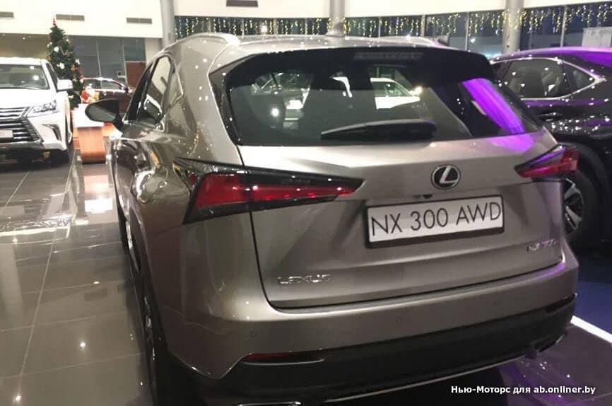 Lexus NX 300 AWD Premium
