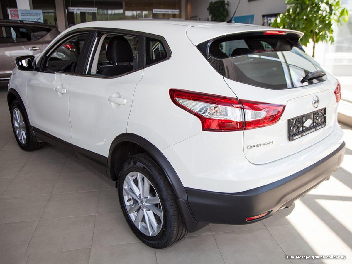 Nissan Qashqai XE