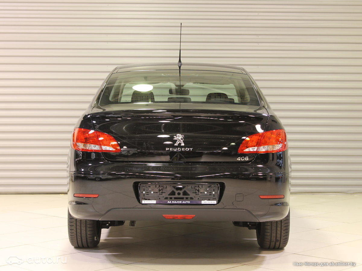 Peugeot 408 Style