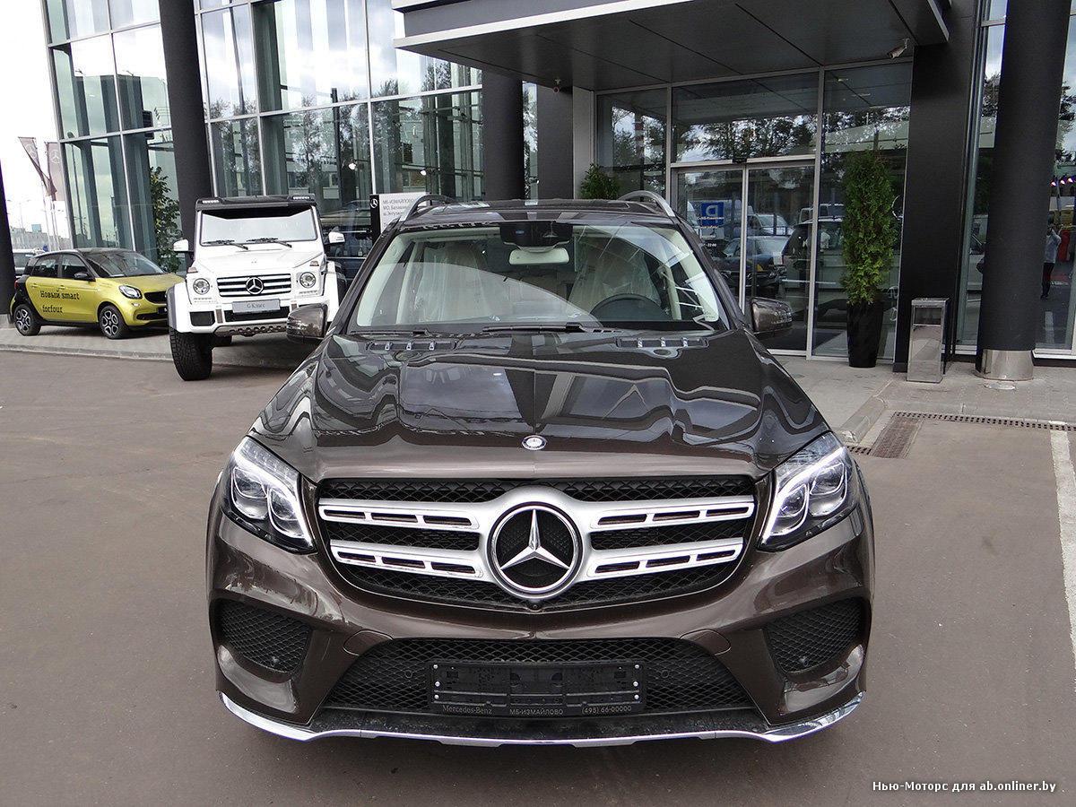 Mercedes GLS400 4MATIC