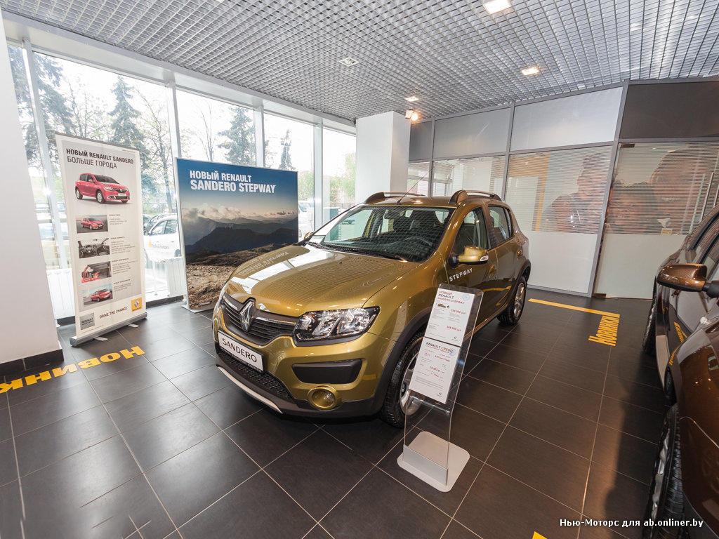 Renault Sandero Stepway Confort