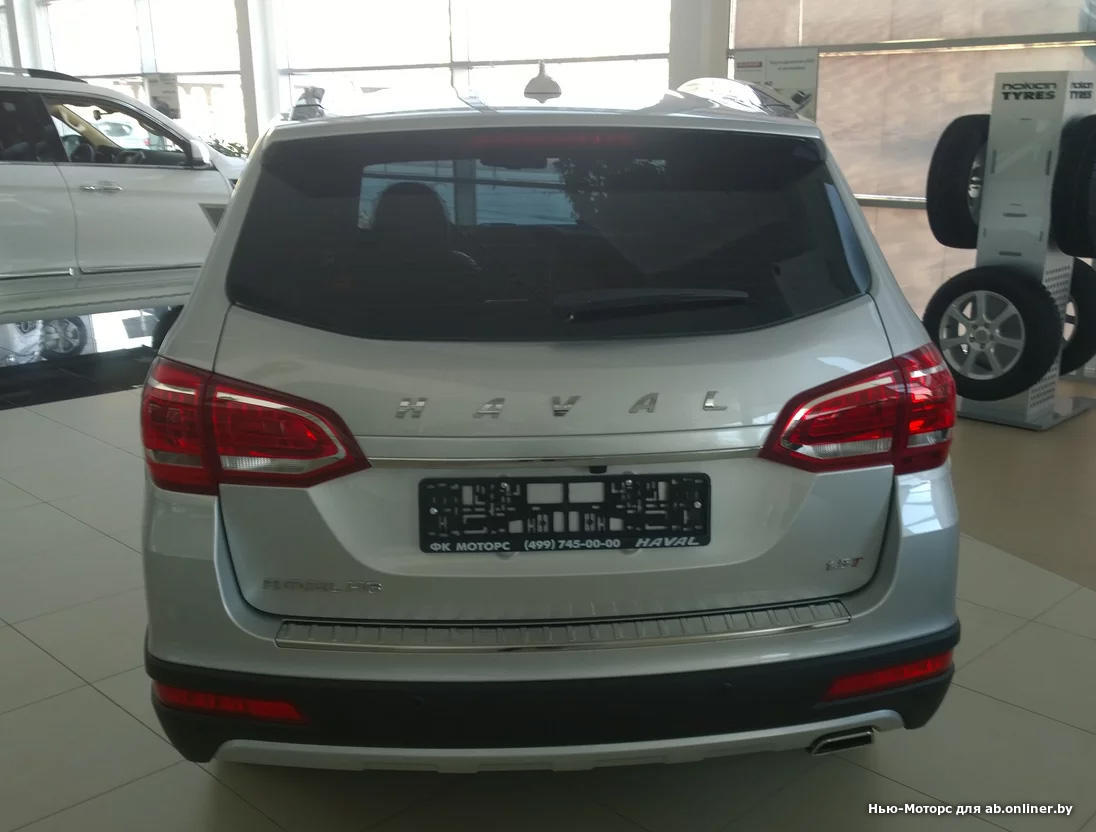 Haval H6 Lux