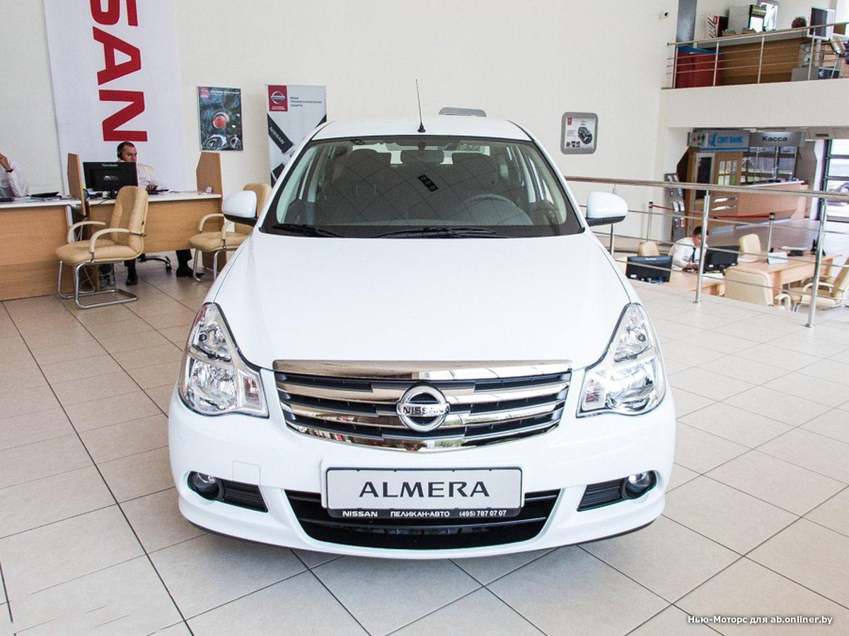 Nissan Almera Tekna