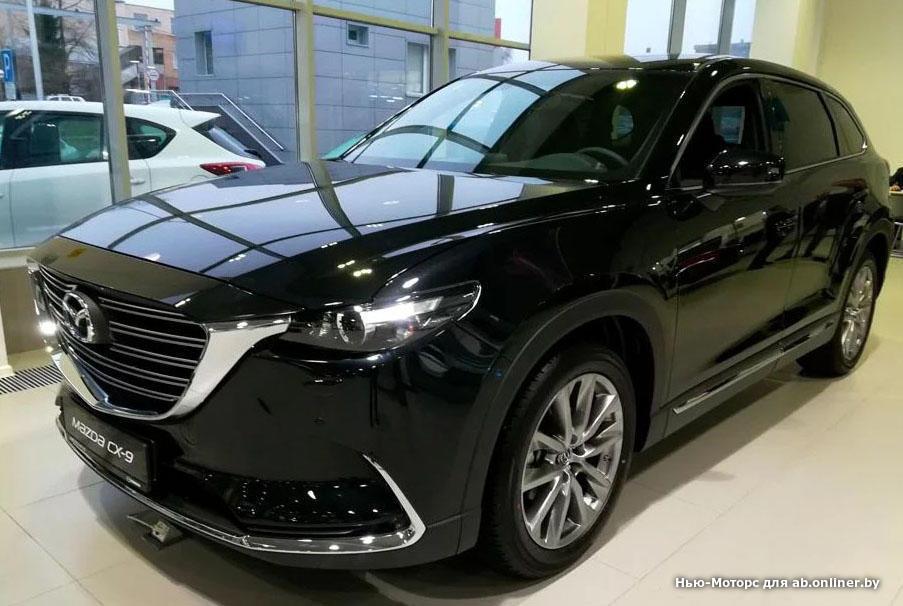 Mazda CX-9 Exclusive