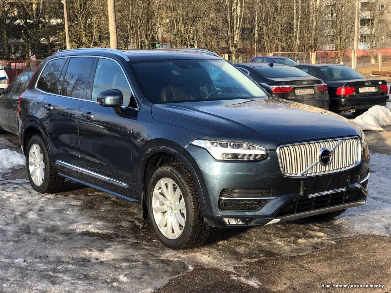 Volvo XC90 Inscription D5 AWD Drive-E 235