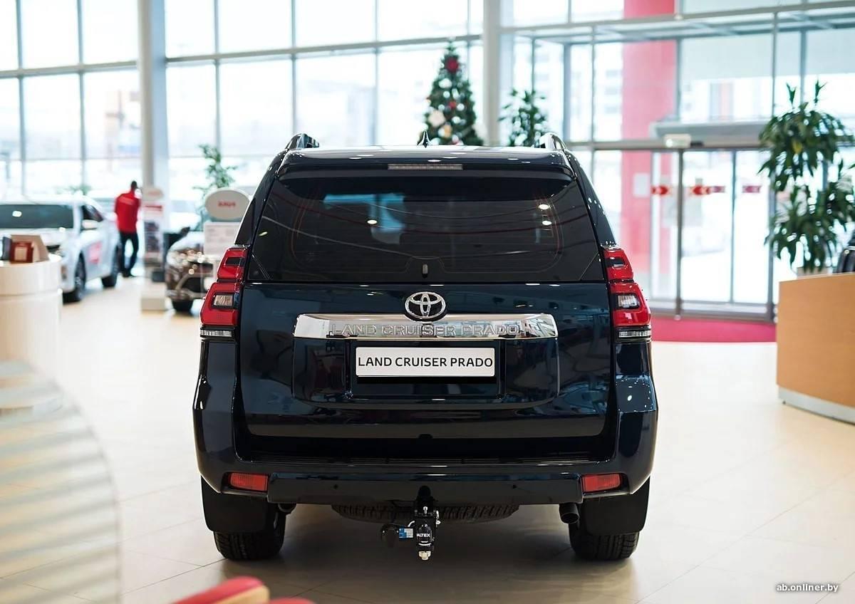 Toyota Land Cruiser Prado Люкс Safety 5 мес