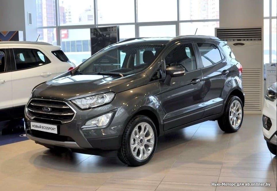 Ford EcoSport TITANIUM 1.5 л 6АКП