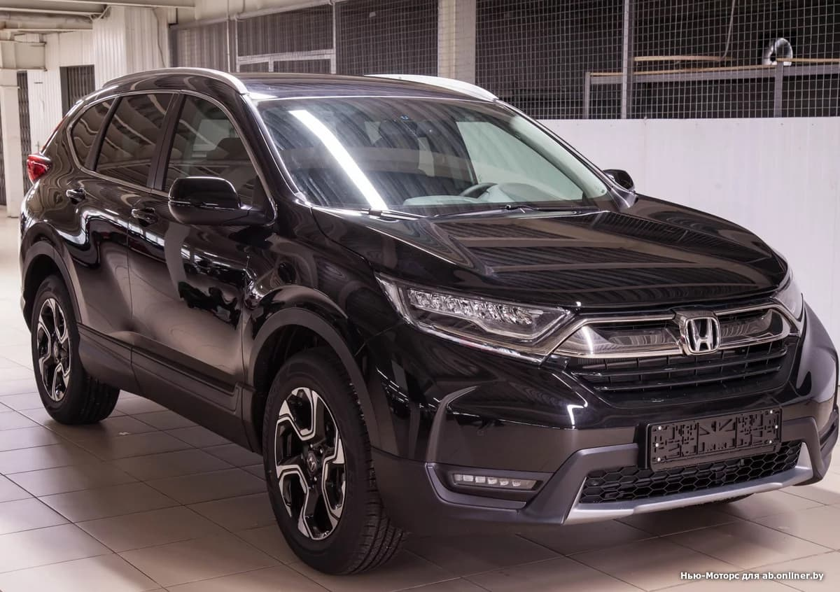 Honda CR-V NEW Lifestyle