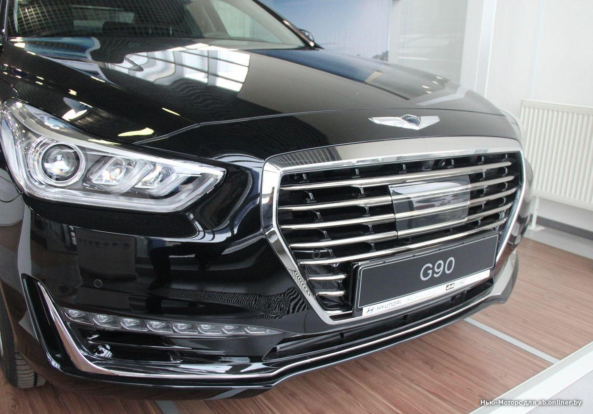 Genesis G90 Premier