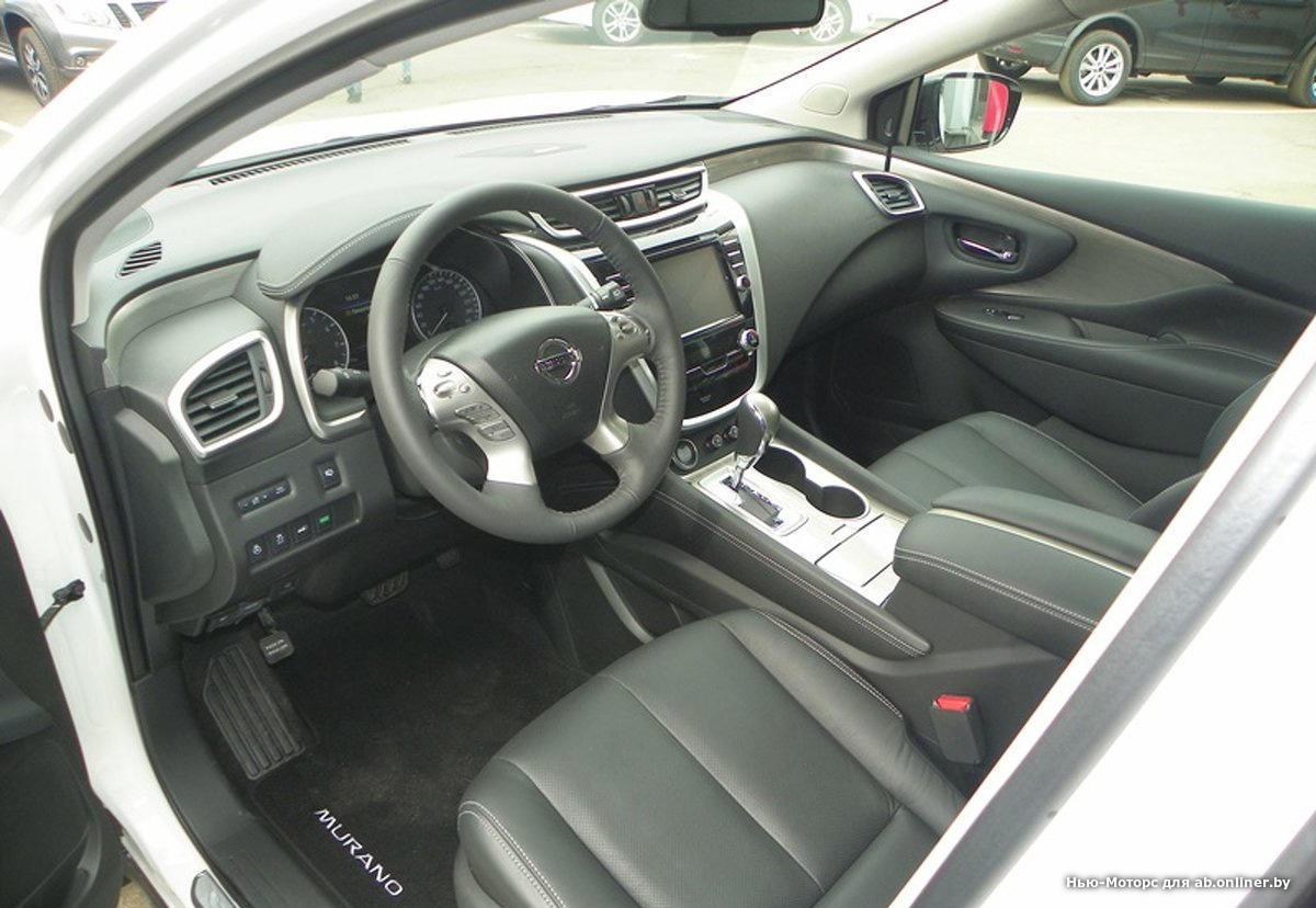Nissan Murano Top