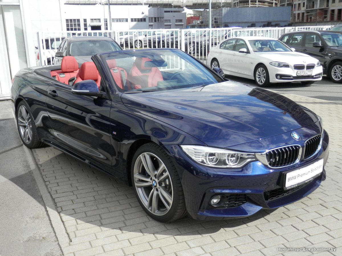 BMW 420 Cabriolet