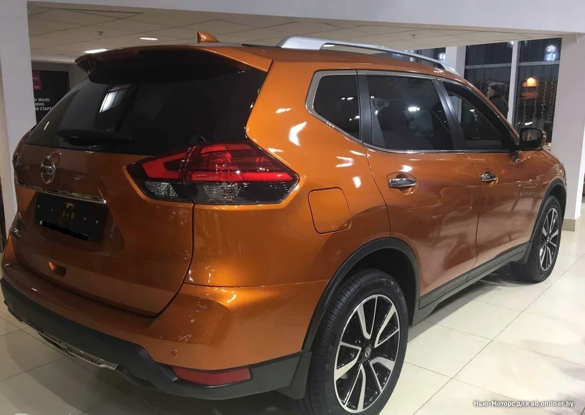 Nissan X-Trail SE+ 2.5 л. 171 л.с 4WD