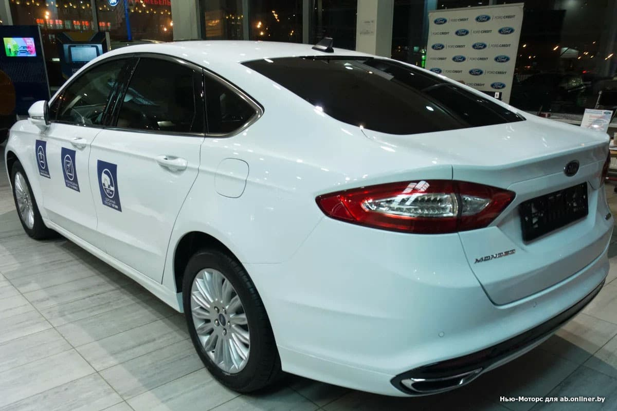 Ford Mondeo 2.0 EcoBoost ULTRA COMFORT
