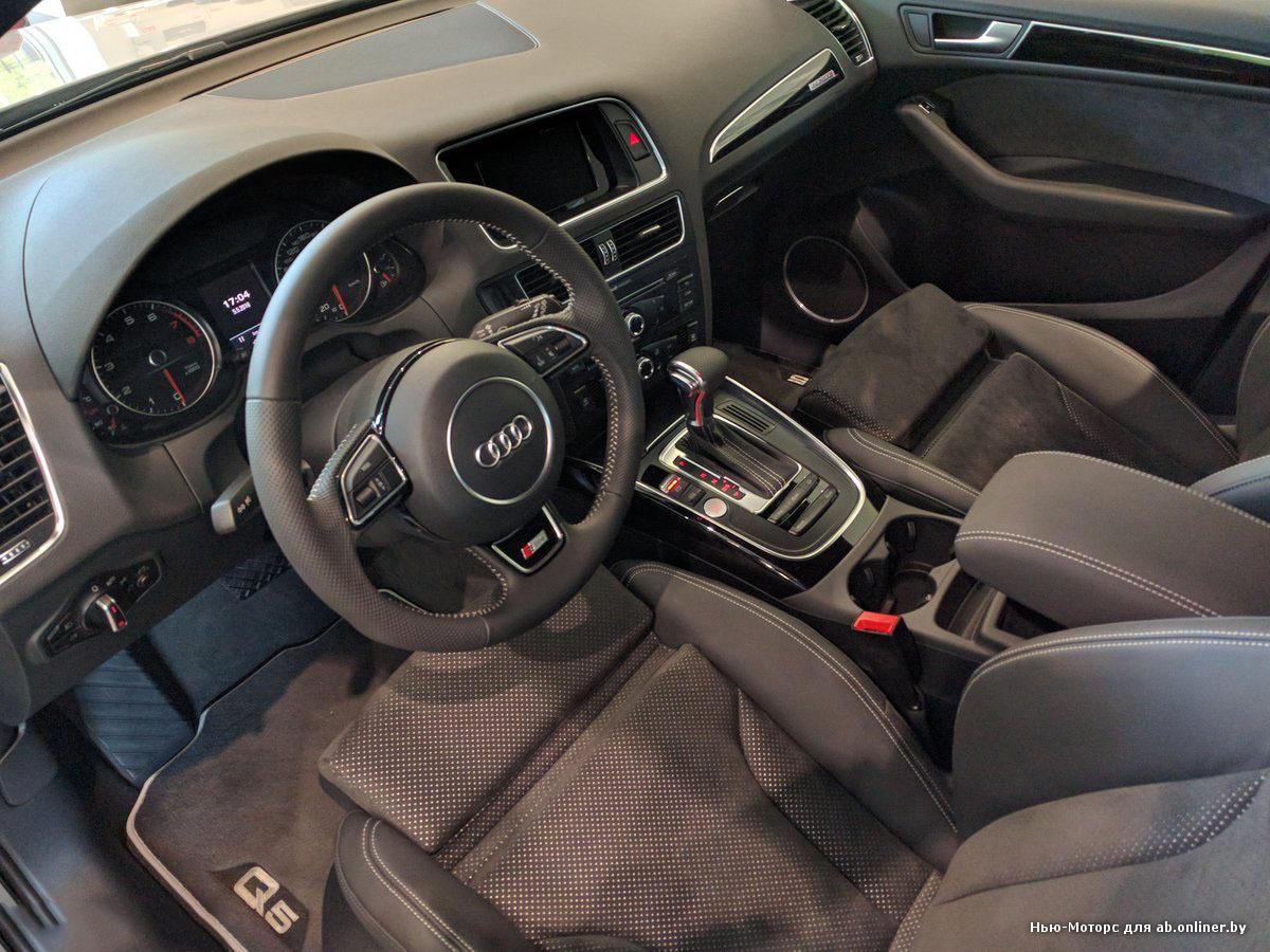 Audi Q5 Comfort