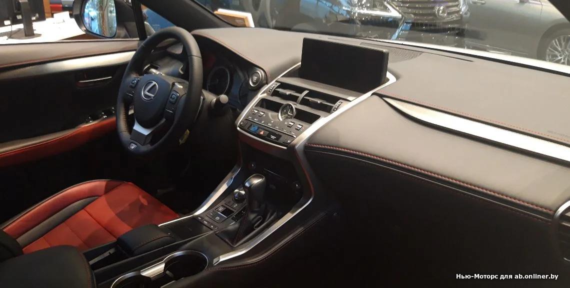 Lexus NX F Sport Luxury