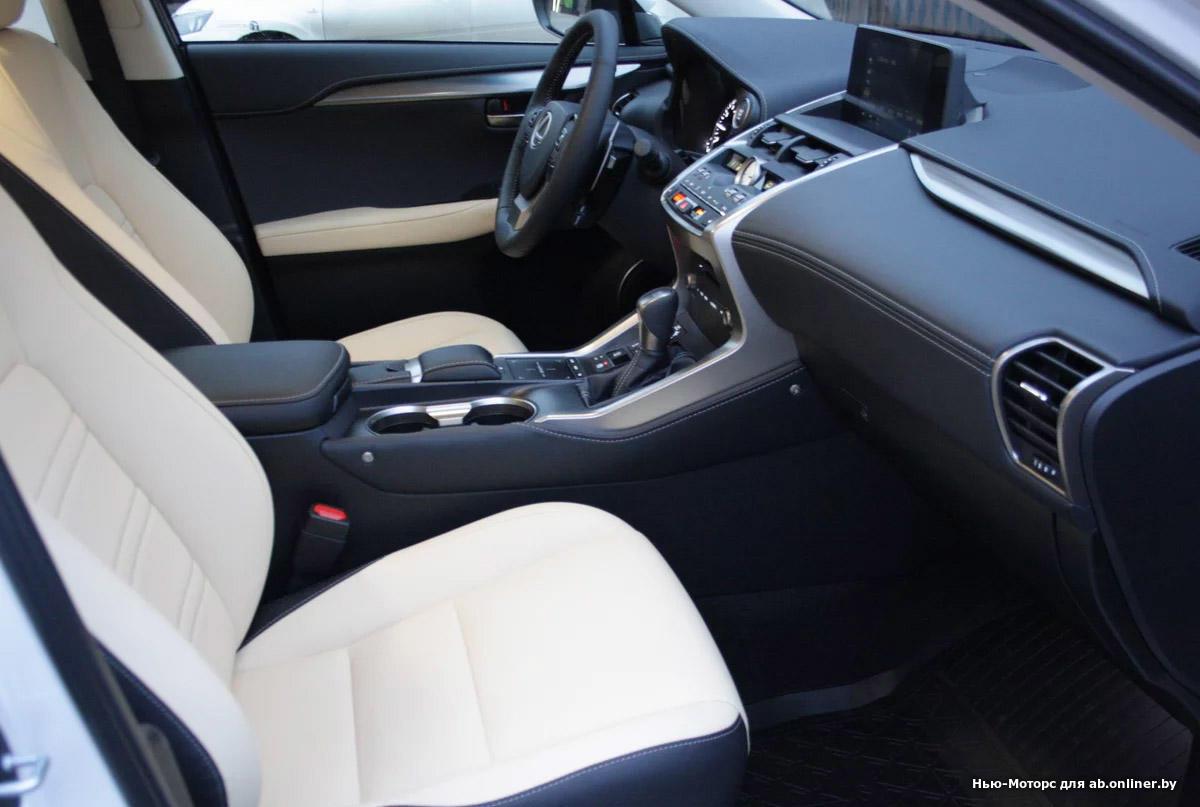 Lexus NX 200 AWD Progressive