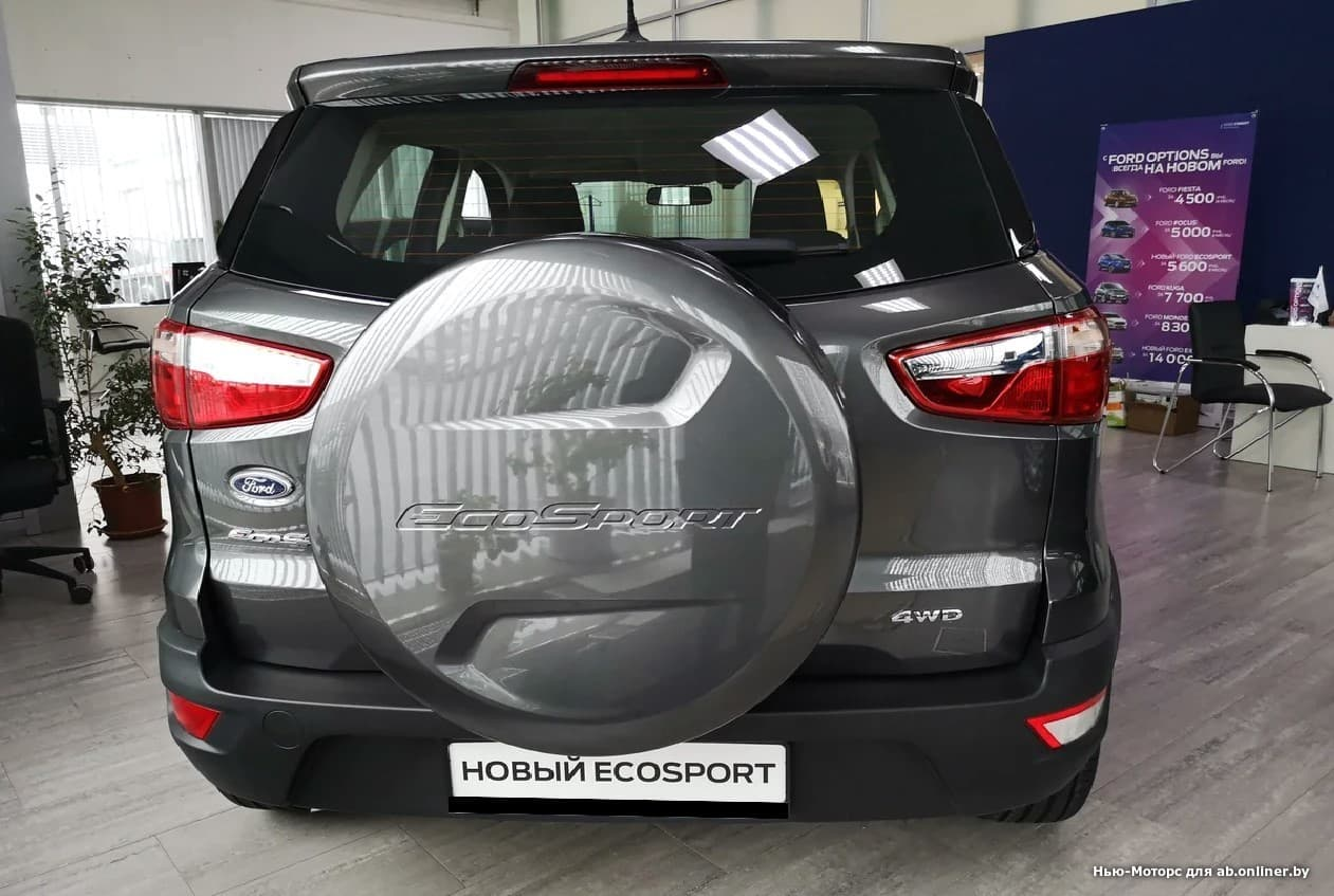 Ford EcoSport TREND 2.0 л 6АКП