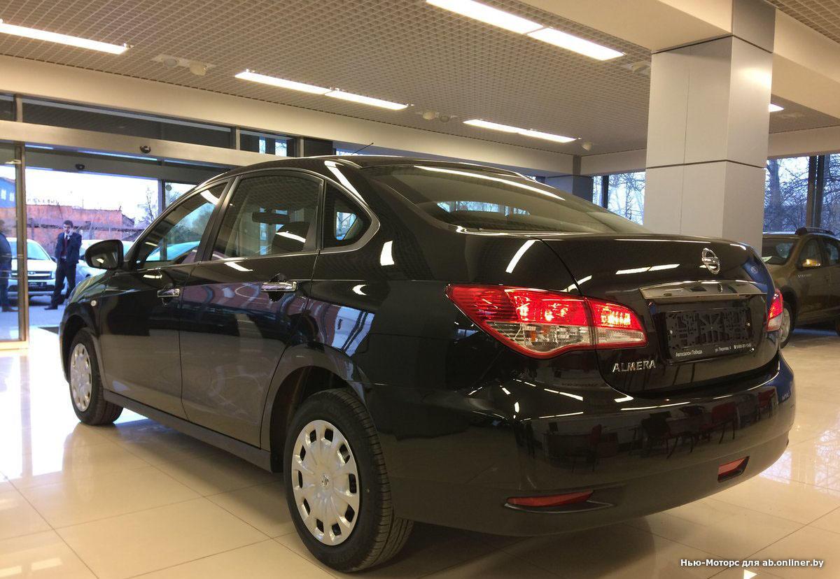 Nissan Almera Comfort A/C