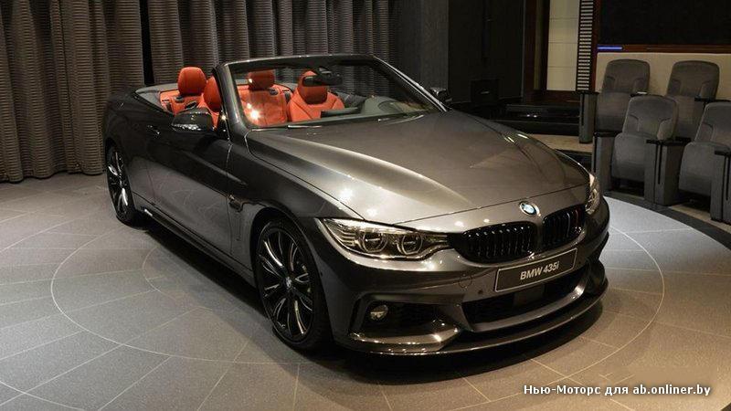BMW 435 i Cabriolet
