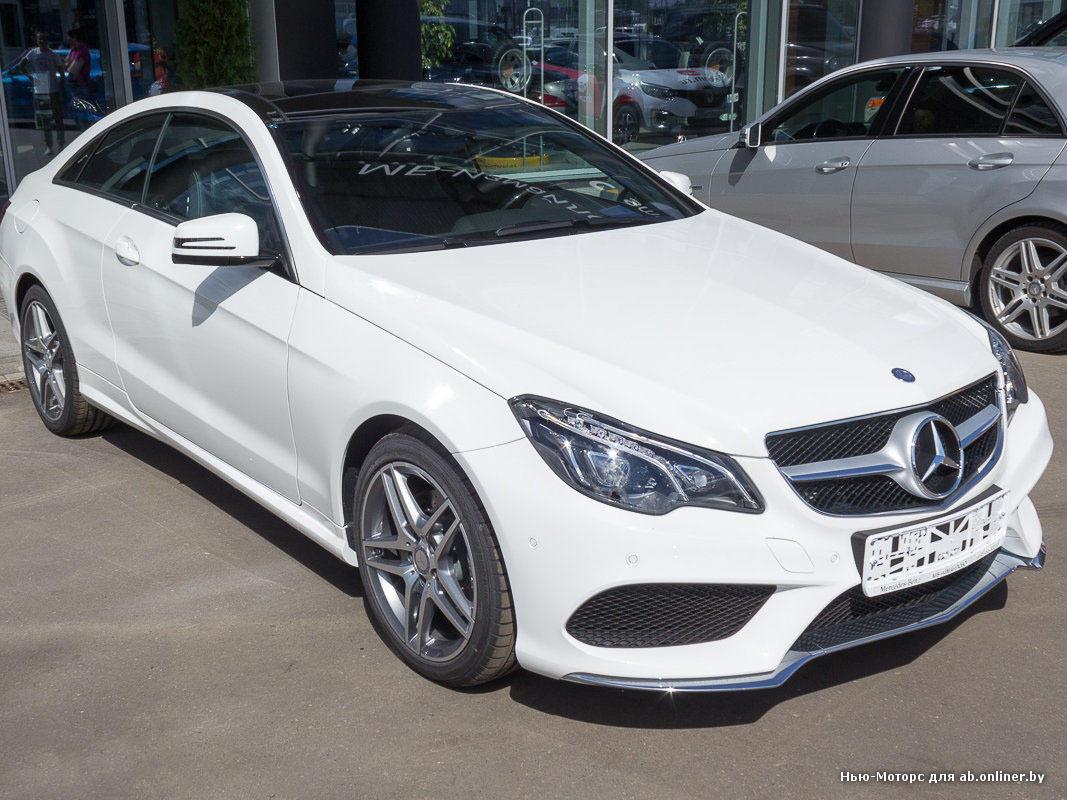 Mercedes E350 4MATIC OS