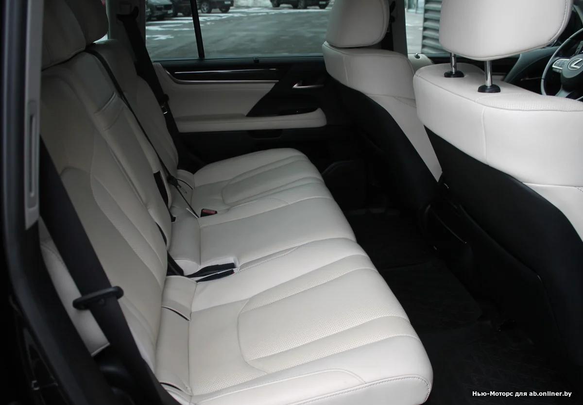 Lexus LX 450d Executive