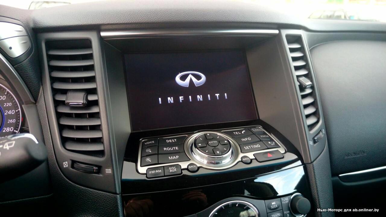 Infiniti QX 70 Premium+Navi
