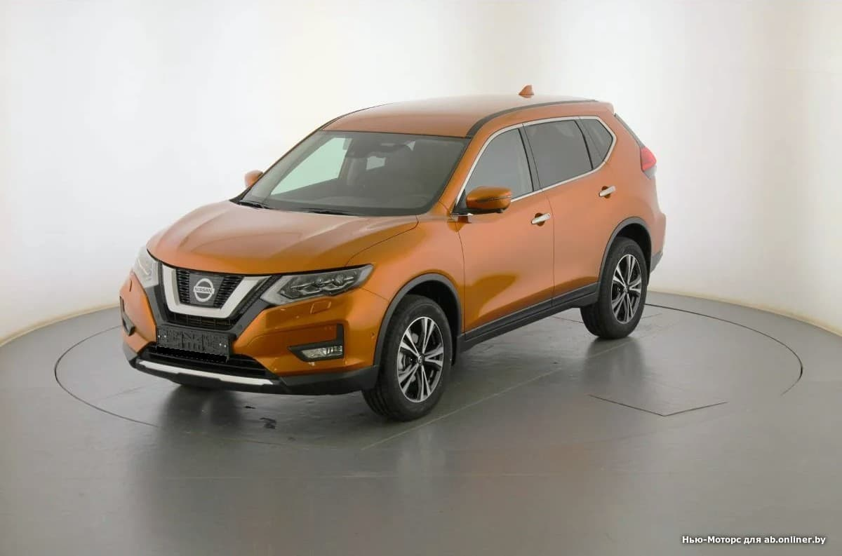 Nissan X-Trail LE+ 2.5 л. 171 л.с 4WD