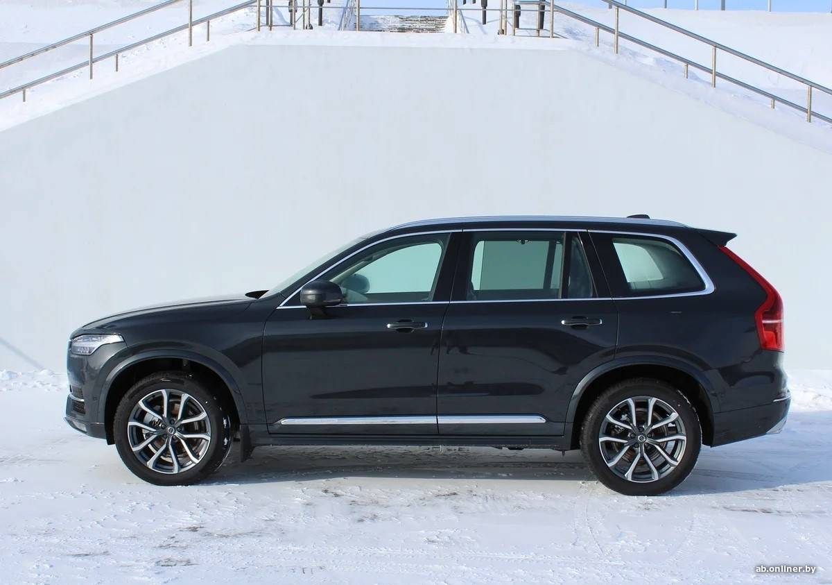 Volvo XC90 Inscription T5 AWD Drive-E 249