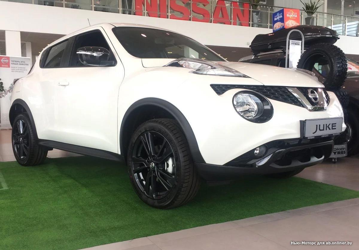 Nissan Juke SE+Perso