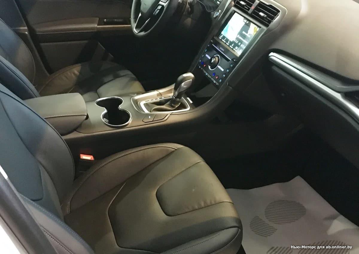 Ford Mondeo TITANIUM PLUS