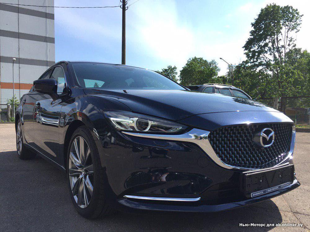 Mazda 6 Executive +