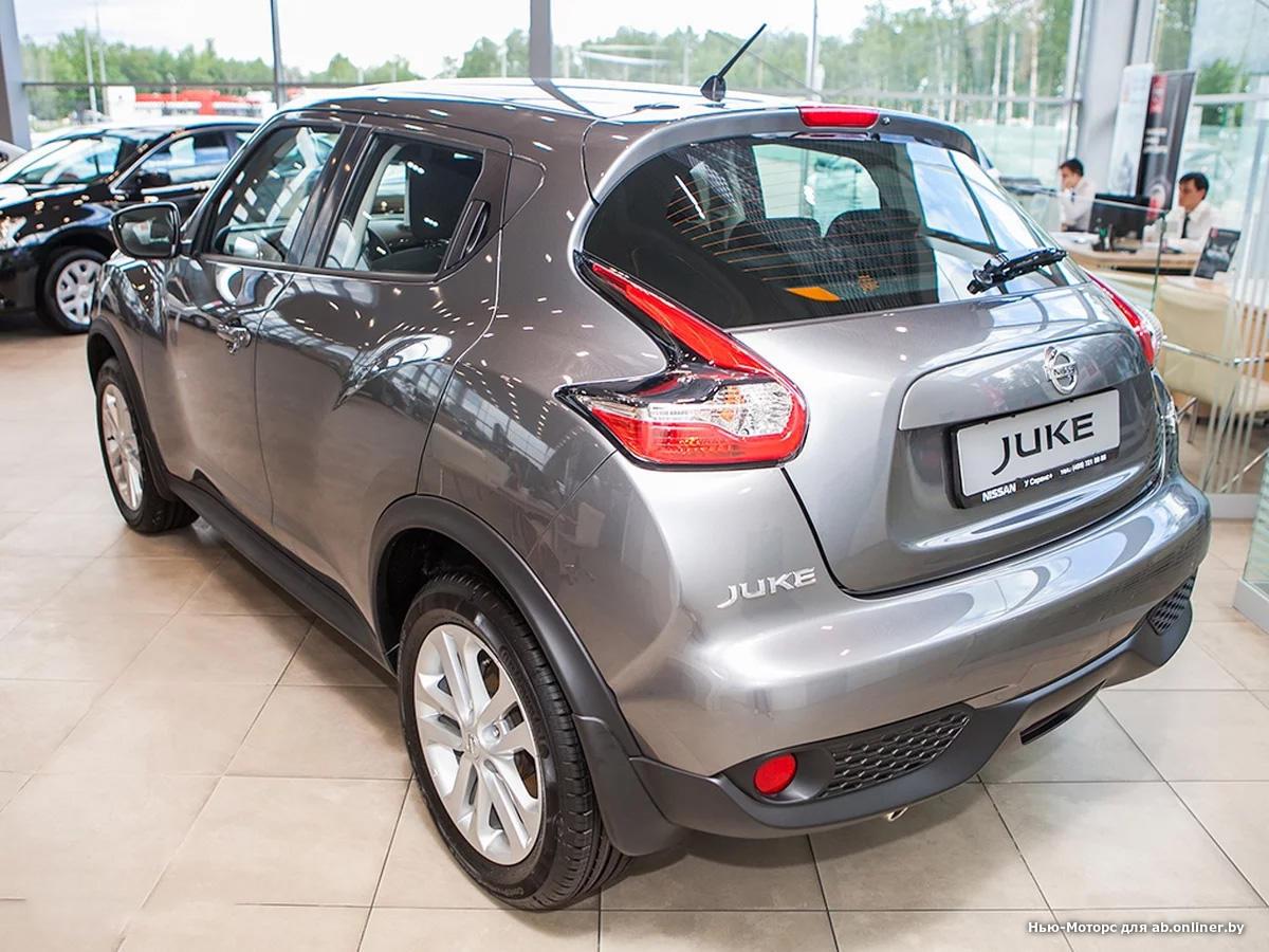 Nissan Juke SE+
