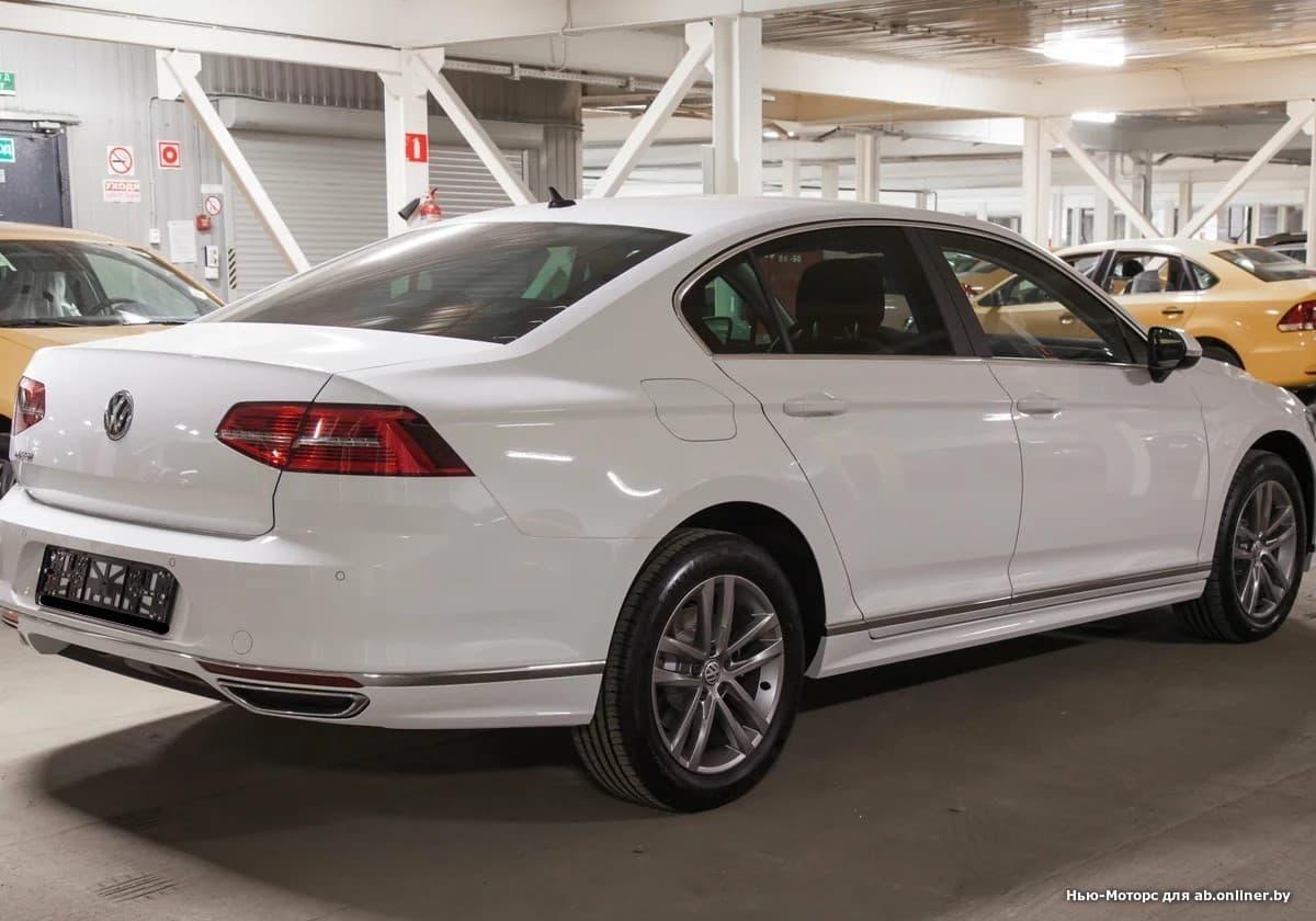 Volkswagen Passat Comfortline 1.8 TSI 180