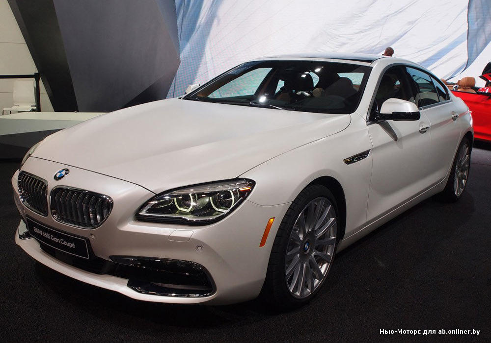 BMW 628 Gran Coupe