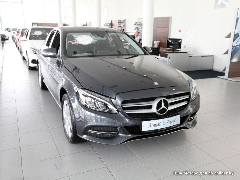 Mercedes C160